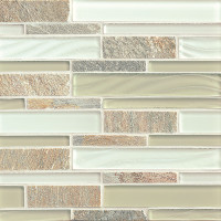 Glass Mosaic Tiles Tile