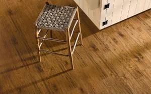 Hardwood Flooring Screening and Buffing